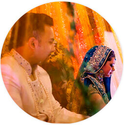 Robes de mariée islamiques