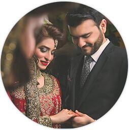 Robes de mariée pakistanaises