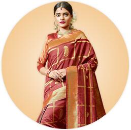 sari indien du sud